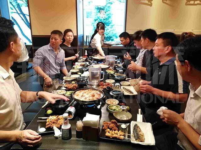 美食:日式火锅