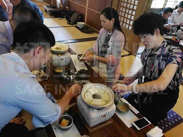 美食:京都清水豆腐宴
