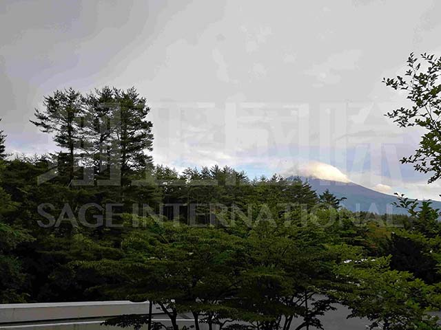 人文体验:云蒙富士山