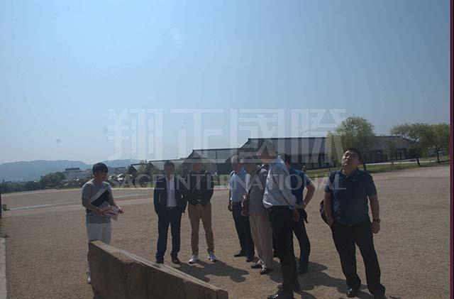 平城宫遗迹历史公园游览2
