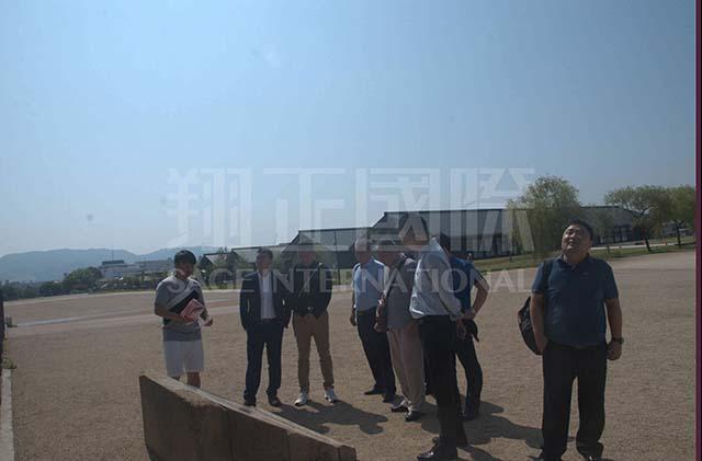 平城宫遗迹历史公园游览3