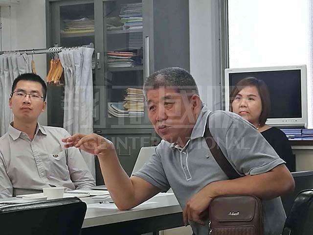全日本渍物协会学习交流3