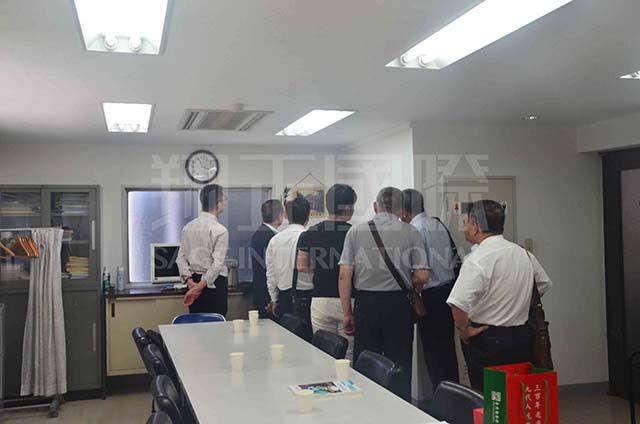 全日本渍物协会学习交流4