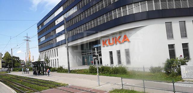 工业机器人-KUKA