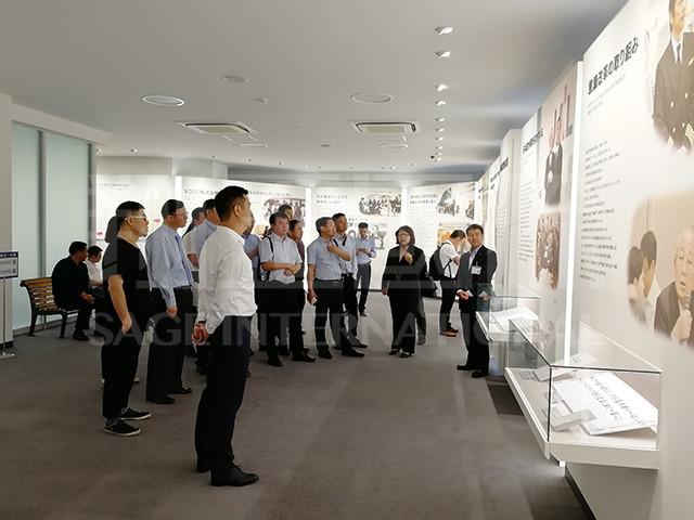 京瓷集团参访