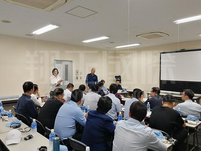 千代田工业参访