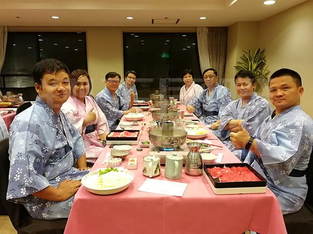 享日本特色餐