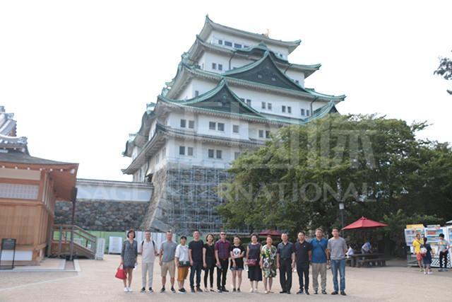 名古屋城游览