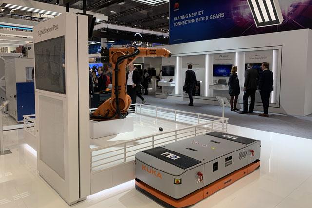 全球规模最大的工业盛宴汉诺威工业博览会6