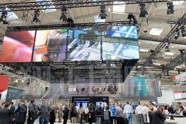 全球规模最大的工业盛宴汉诺威工业博览会5