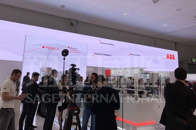 全球规模最大的工业盛宴汉诺威工业博览会3
