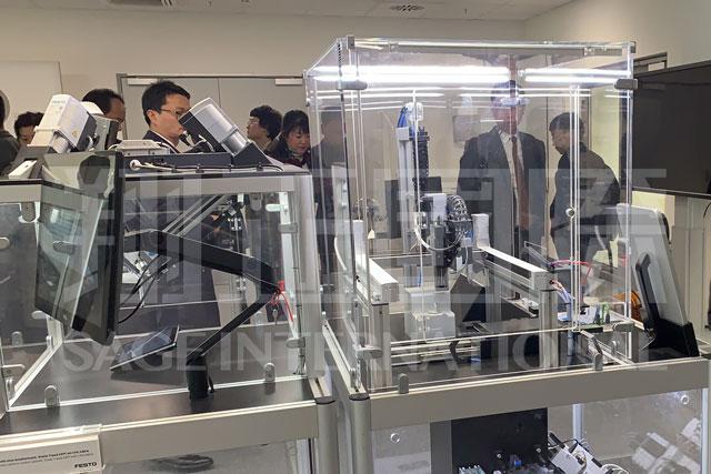 仿生机械产品制造商翘楚费斯托3