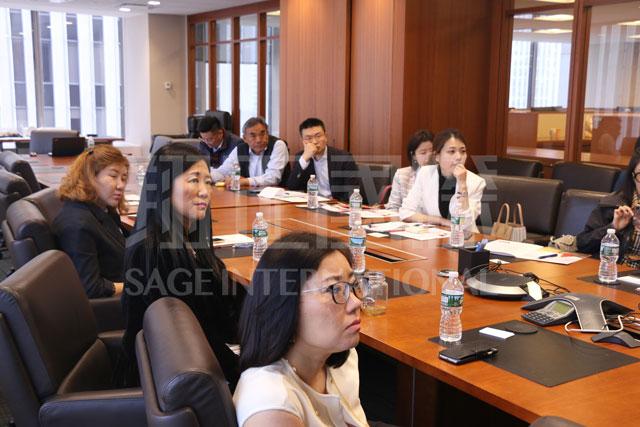 中国企业家在美投资交流会