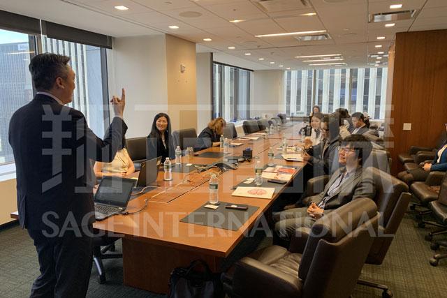 中国企业家在美投资交流会1