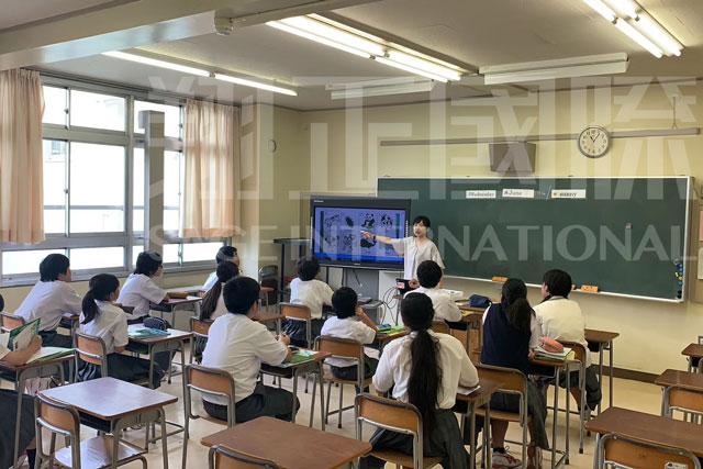 渋谷区立笹塚中学校1