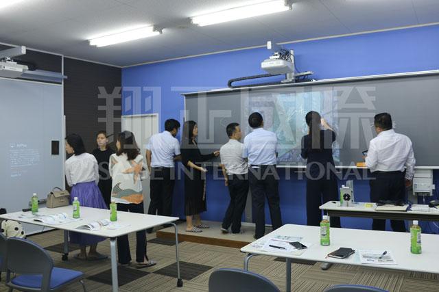 青井黑板制作所2