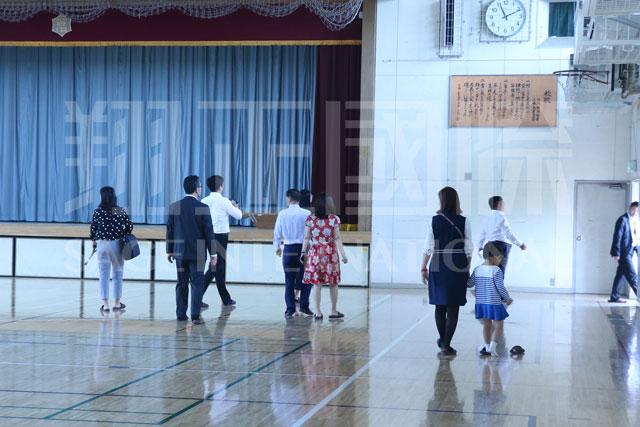 渋谷区立笹塚中学校6