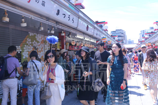 文化体验之浅草寺