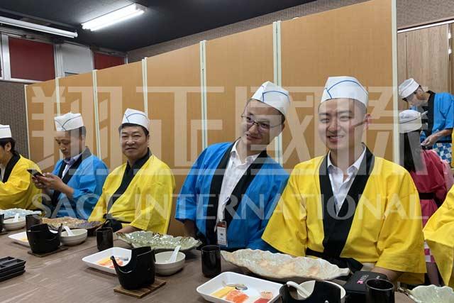 日本文化体验寿司体验