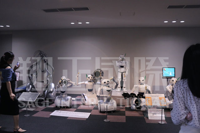 丰田产业技术馆6