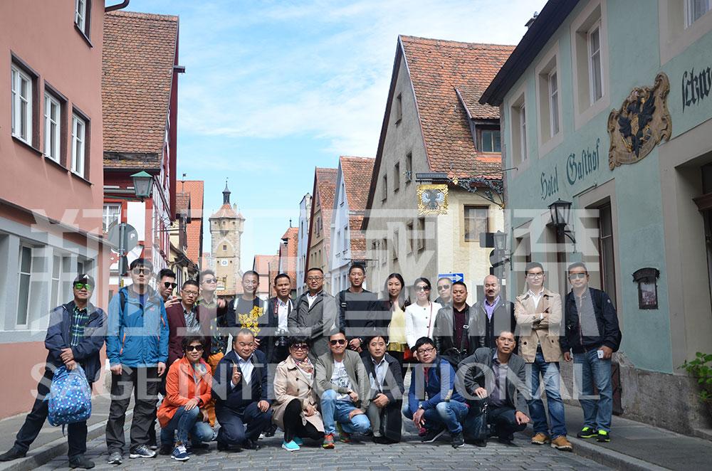 德国文化体验