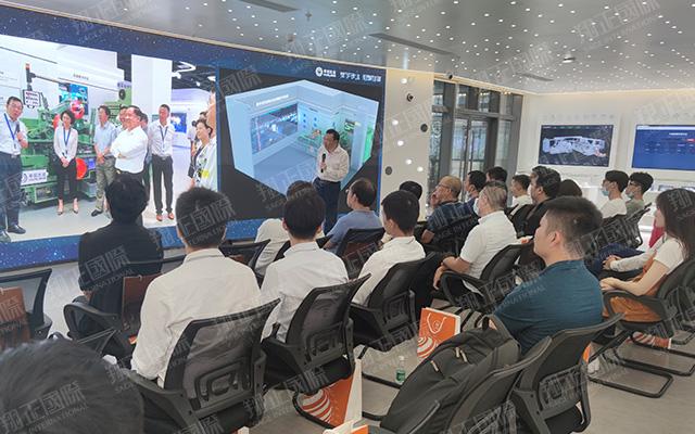 深圳华龙讯达创新示范中心